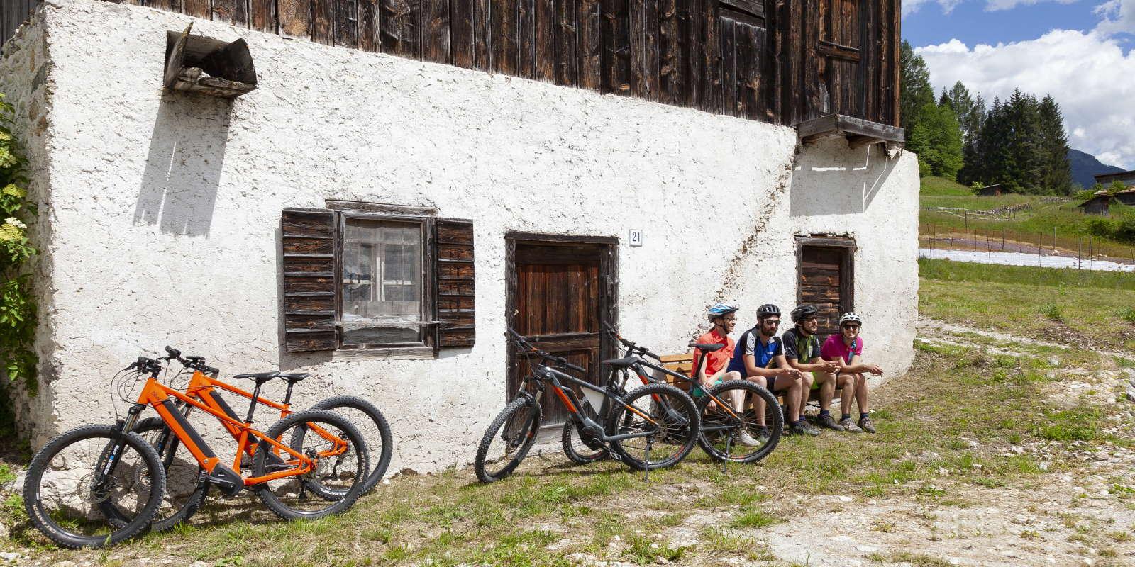 Noleggio Bike e Kit Ferrata